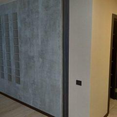 Раздвижная перегородка — двери спрятаны в нишу