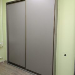 Шкафы-купе кабинет бухгалтерия вид 3