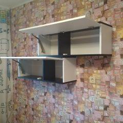 Подвесные шкафчики для книг. Вид 3