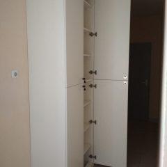 Шкаф в общий коридор вид 2