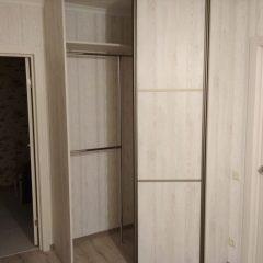 Угловой трапециевидный шкаф-купе вид 3