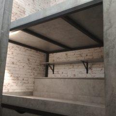 Двухъярусная кровать лофт (4)