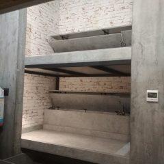 Двухъярусная кровать лофт (5)
