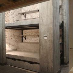 Двухъярусная кровать лофт (6)