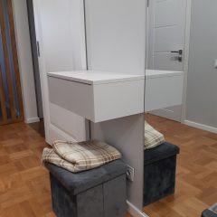 Подвесной ящик в прихожей (3)