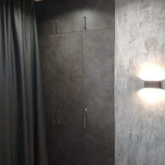 Встроенный шкаф Бетон Чикаго темно-серый (2)