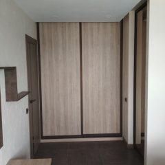 Встроенный шкаф в гостинной (2)